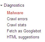Diagnosing Your Website Using Google's Webmaster Tools