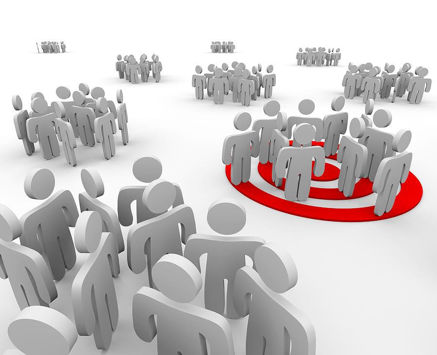 Targeting a group on LinkedIn