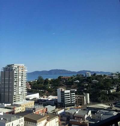 blogging from Townsville