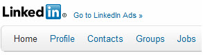 LinkedIn Ads login