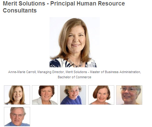 human resource consultants