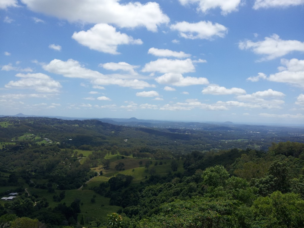 View from The Potter's Place Montville