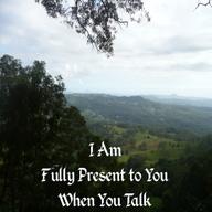 Pinterest: Listening affirmation
